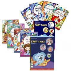 Набор интерактивных книг Smart Koala сказки (1, 2 сезон) SKSFTS12 от Stylus