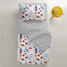 Комплект постельного белья Cosas Space Color-zig 110х140 (4822052045466) от Rozetka