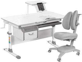 Комплект Evo-kids Evo-40 G Grey + кресло Y-115 G (Evo-40 G + Y-115 G) от Rozetka