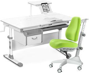 Акция на Комплект Evo-Kids Evo-40 G Grey + кресло Y-528 KZ от Rozetka