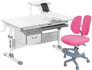 Комплект Evo-Kids Evo-40 G Grey + кресло Y-408 KP от Rozetka