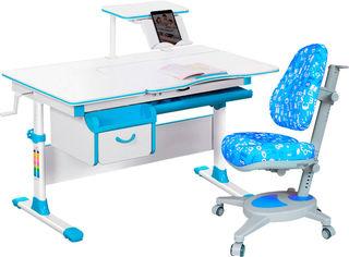 Комплект Evo-kids Evo-40 BL + кресло Y-110 ABK Синий (Evo-40 BL + Y-110 ABK) от Rozetka