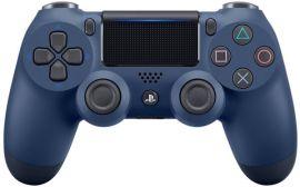 Акция на Беспроводной геймпад SONY Dualshock 4 V2 Midnight Blue для PS4 (9874768) от MOYO