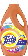 Акция на Гель для стирки Tide Color 2.145 л (8001841677989) от Rozetka