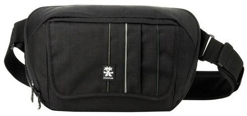Сумка для фотоаппарата Crumpler Jackpack 5500 (dull black/dk.mouse grey) от MOYO