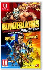 Акция на Игра Borderlands Legendary Collection  (Nintendo Switch, Русский язык) от MOYO