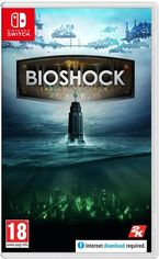 Акция на Игра BioShock: The Collection  (Nintendo Switch, Русский язык) от MOYO