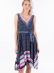 Платье Tom Tailor tom05300002 36 Темно-синее (SHEK2000000438634) от Rozetka