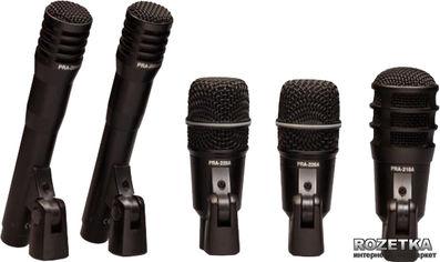 Акция на Комплект микрофонов Superlux DRKA3C2 от Rozetka