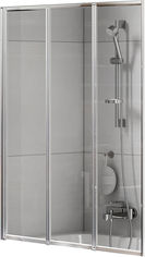 Шторка для ванны NEW TRENDY Trex P-0153 100 прозрачная от Rozetka