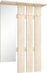 Прихожая Феникс Модерн вешалка 82 х 22 x 1.2 см Дуб сонома/Белый (FM005233) от Rozetka