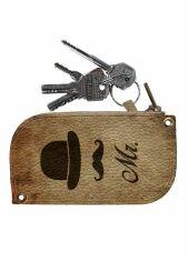Акция на Ключница кожаная Devays Maker джентльмен 10-01-447 от Podushka