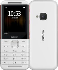 Акция на Nokia 5310 2020 Dual White/Red (UA UCRF) от Y.UA