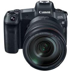 Акция на Фотоаппарат CANON EOS R + RF 24-105 f/4-7.1 IS STM (3075C129) от MOYO