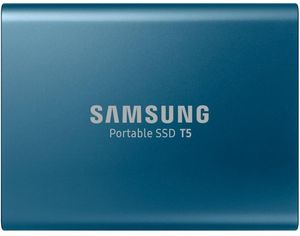 Samsung T5 Blue 500 Gb (MU-PA500B/WW) от Stylus