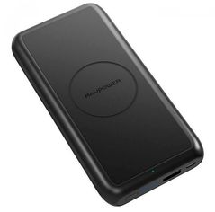 RavPower Power Bank 10000mAh Wireless Charging Black (RP-PB081) от Stylus
