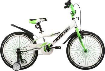 """Детский велосипед Ardis Summer 16"""" 9"""" Бело-зеленый (0448) от Rozetka"""