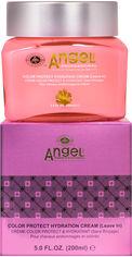 Акция на Увлажняющий крем для волос Angel Professional Color Protect 200 мл (AMB-204) (3700814125162) от Rozetka