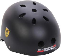 Шлем Ferrari FAH5 Черный (6944994940659) от Rozetka