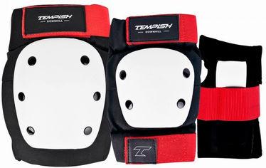 Набор защиты Tempish Downhill размер M Красно-белый (1020000716/M) от Rozetka