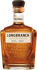 Акция на Виски Wild Turkey Longbranch 0.7 л 43% (721059003087) от Rozetka