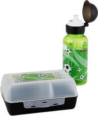Набор для ланча детский Tefal Variabolo бутылочка 400 мл + ланчбокс Футбол (K3169314) от Rozetka