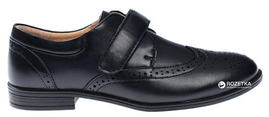 Туфли Arial 5515-1156 38 (24.5 см) Черные от Rozetka