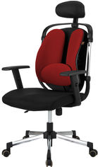 Кресло Barsky Ergonomic Red ER-03 от Rozetka