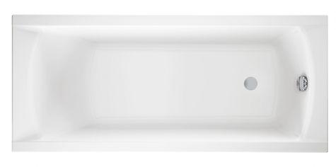Ванна акриловая CERSANIT KORAT 150 + ножки PW01/S906-001 от Rozetka