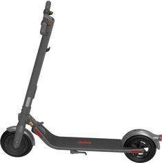 Акция на Электросамокат Segway Ninebot KickScooter E22E Grey (AA.00.0000.62) от Rozetka