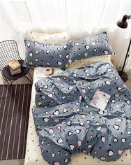 Комплект постельного белья MirSon Бязь 17-0143 Mayya 175х210 см (2200001645820) от Rozetka