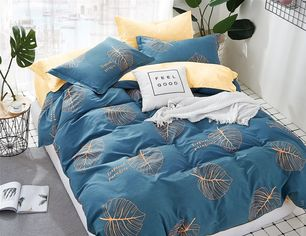 Комплект постельного белья MirSon Бязь 17-0144 Marika 143х210 см (2200001645998) от Rozetka