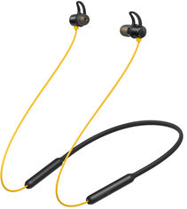 Акция на Наушники Realme Buds Wireless Black-Yellow (2001000177707) от Rozetka