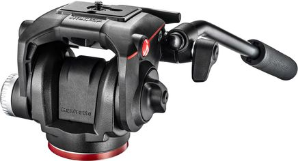 Головка для штатива Manfrotto MHXPRO 2-Way, Pan-and-Tilt Head with 200PL-14 Quick Release (MHXPRO-2W) от Rozetka