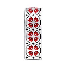 Акция на Серебряная подвеска Ружа с эмалью 000133657 от Zlato