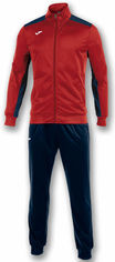 Акция на Спортивный костюм Joma Academy 101096.603-K 153-164 см Красный с темно-синим (9997717545089) от Rozetka