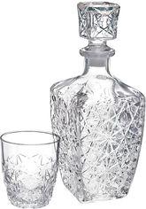 Набор для виски Bormioli Rocco Dedalo 7 предметов (226040S1A021990) от Rozetka