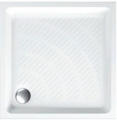 Душевой поддон KOLLER POOL Round 80x80 квадратный от Rozetka