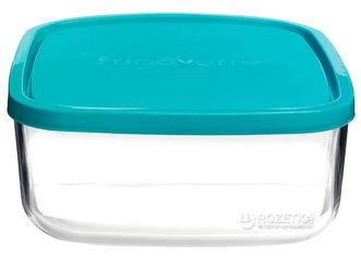 Контейнер для продуктов квадратный Bormioli Rocco Frigoverre Quadra 2.8 л (388910MA4121990) от Rozetka