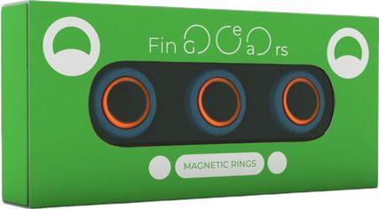 Магнитные кольца FinGears Magnetic Rings Sets Size S Blue-Orange (FG380SBLUOR) от Rozetka