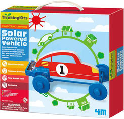 Набор для творчества 4M Автомобиль на солнечной энергии (00-04676) от Rozetka
