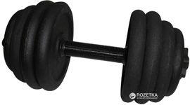 Акция на Гантель наборная Newt 18.5 кг (NE-300-GP019) от Rozetka