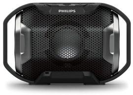 Акция на Портативная акустика Philips SB300 Black от MOYO
