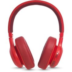 Акция на Наушники Bluetooth JBL On-Ear E55BT Red (JBLE55BTRED) от MOYO