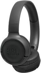 Акция на Наушники Bluetooth JBL T500BT Black (JBLT500BTBLK) от MOYO