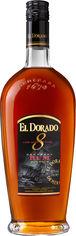 Акция на Ром El Dorado 8 YO 0.7 л 40% (8715151080703) от Rozetka