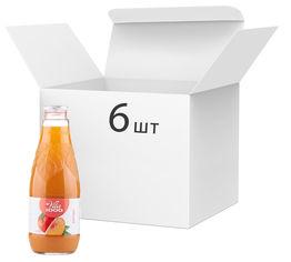 Упаковка нектара персикового Vita1000 1 л х 6 шт (4760081500429) от Rozetka