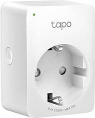 Умная Wi-Fi розетка TP-LINK мини Tapo P100(4-pack) от Rozetka