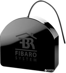 Умное реле FIBARO RGBW Controller Z-Wave Черный (FGRGBWM-441) от Rozetka