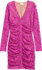 Платье H&M 589835 42 Фуксия (AB5000000412754) от Rozetka